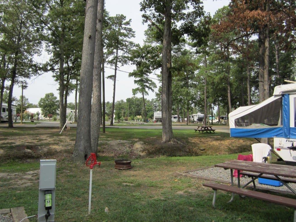 Campings no Chile para trailers