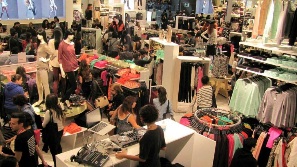 Economizando com compras no Chile