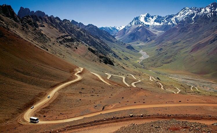 Comparadores de aluguel de carro no Chile