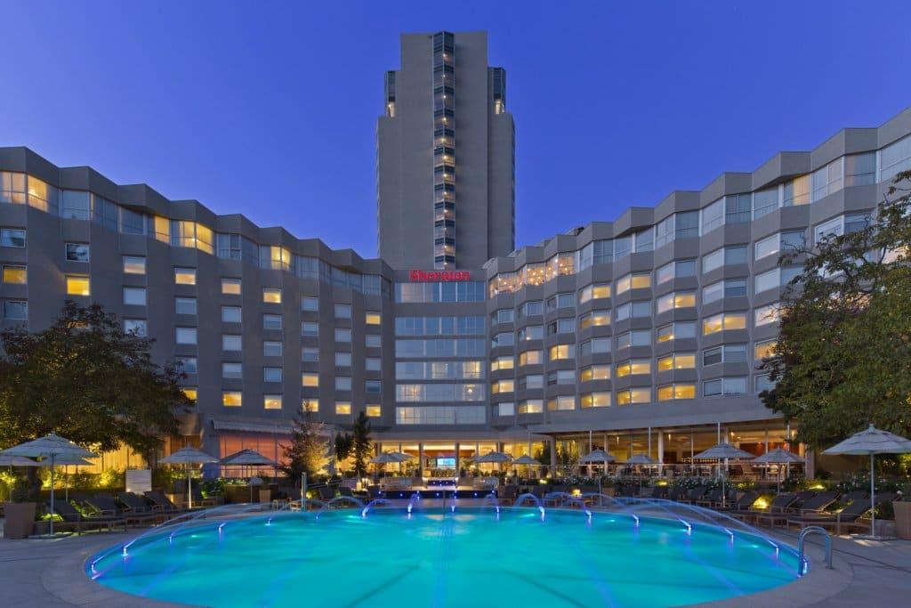 Economizar com hotel no Chile