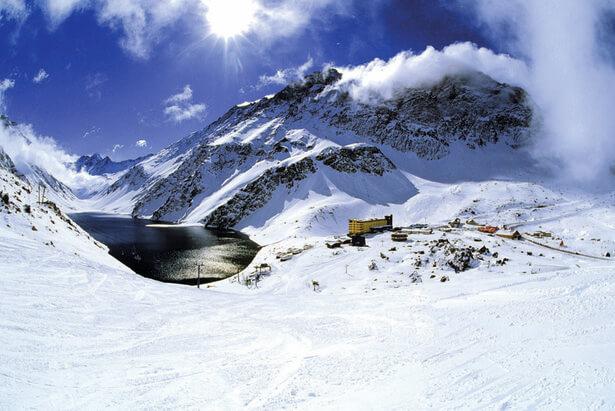 Pistas de Ski para esquiar no Chile