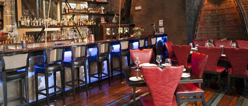 Restaurante Aquí Esta Coco, Santiago