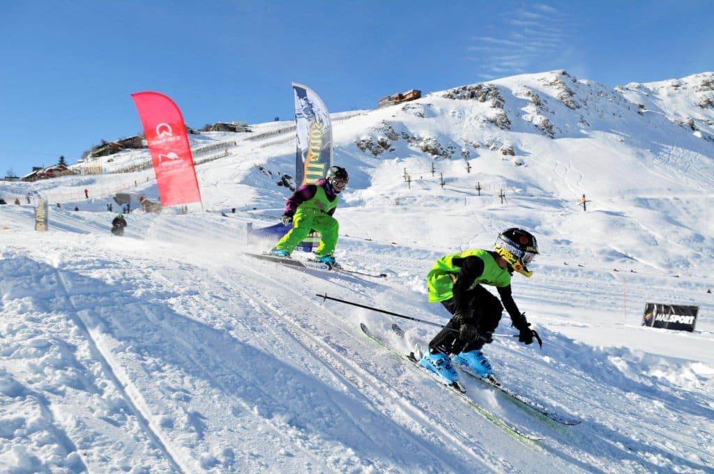 Pistas para esquiar no Chile