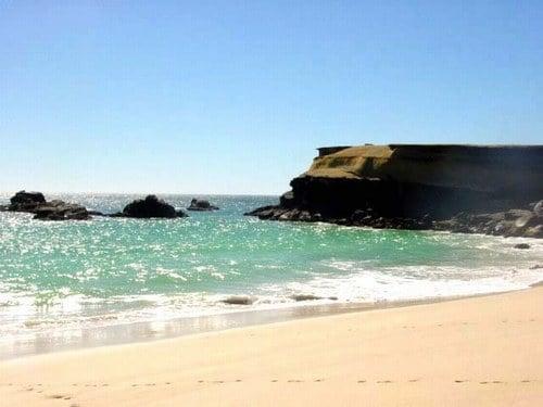 Praias no Chile