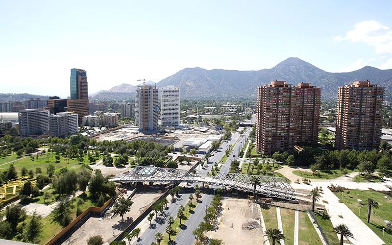 Região para se hospedar em Santiago do Chile: Las Condes