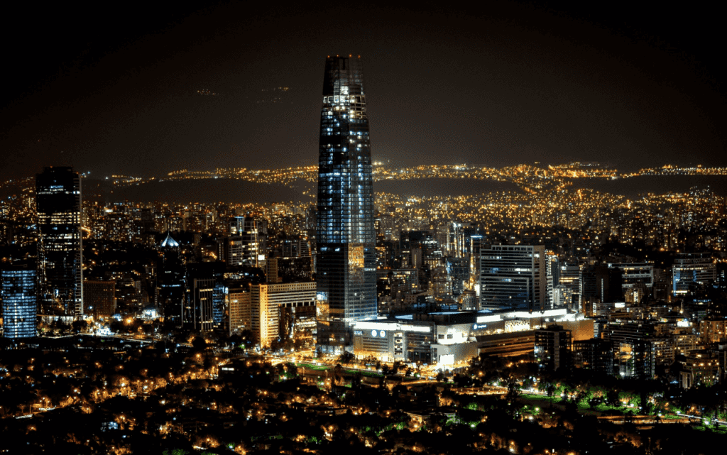 O que fazer a noite em Santiago do Chile