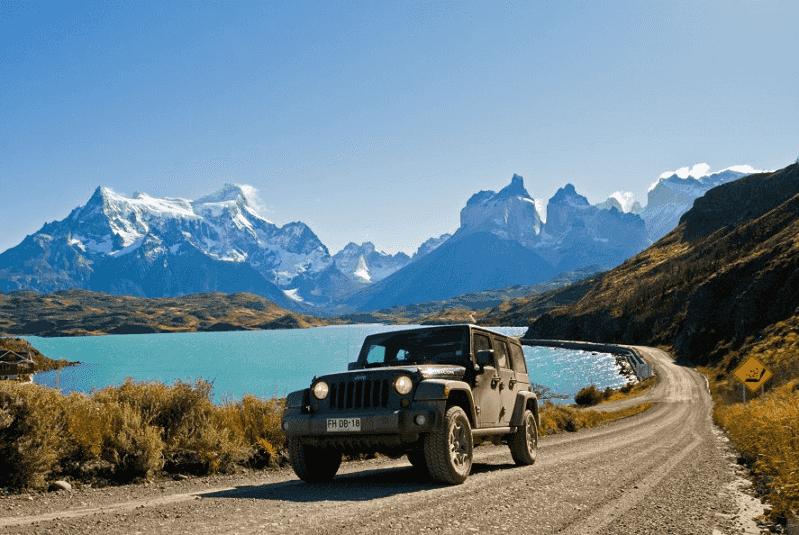 Como chegar em Torres del Paine