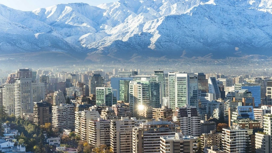 Passeios românticos em Santiago do Chile