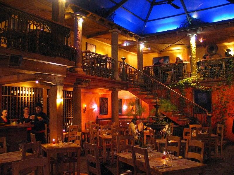 Restaurante Como Água para Chocolate, Santiago