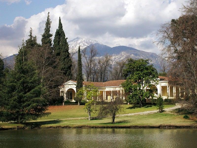 Dia 2 em Santiago do Chile