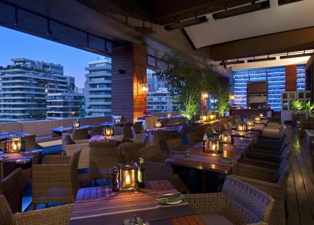 Dicas de hotéis em Santiago do Chile