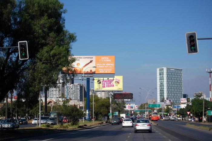 Alugar um carro em Santiago do Chile