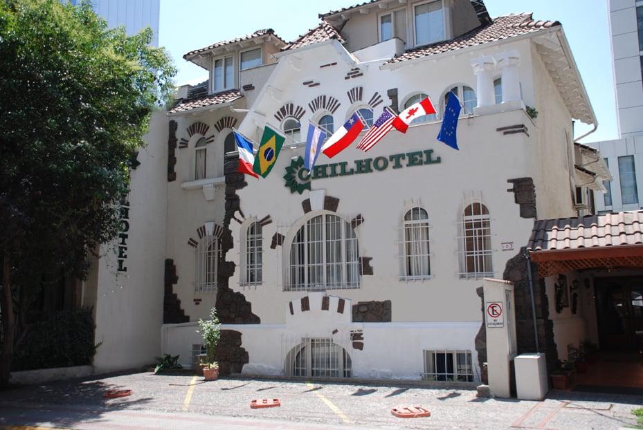 Chilhotel em Santiago do Chile