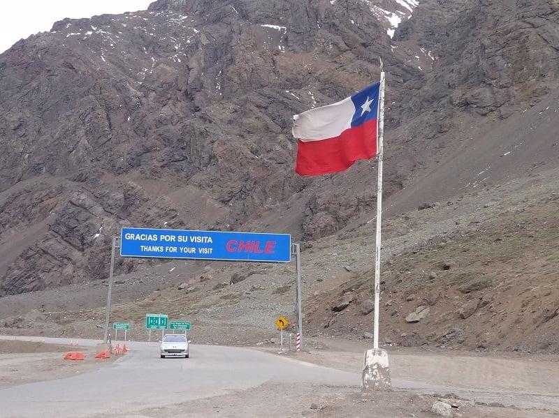 Idioma no Chile