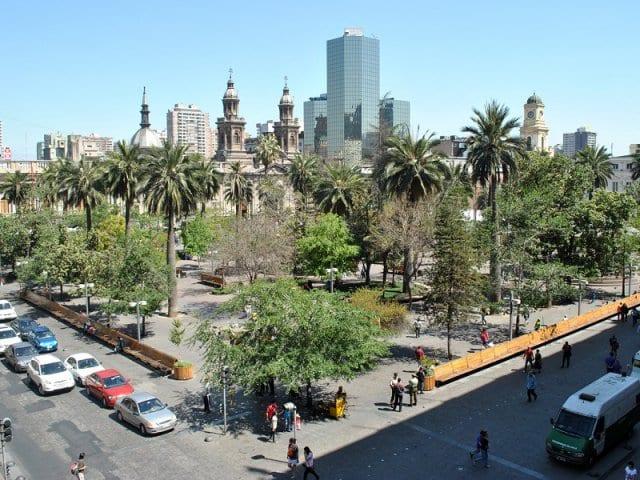 Como ir de Santiago do Chile a Viña del Mar
