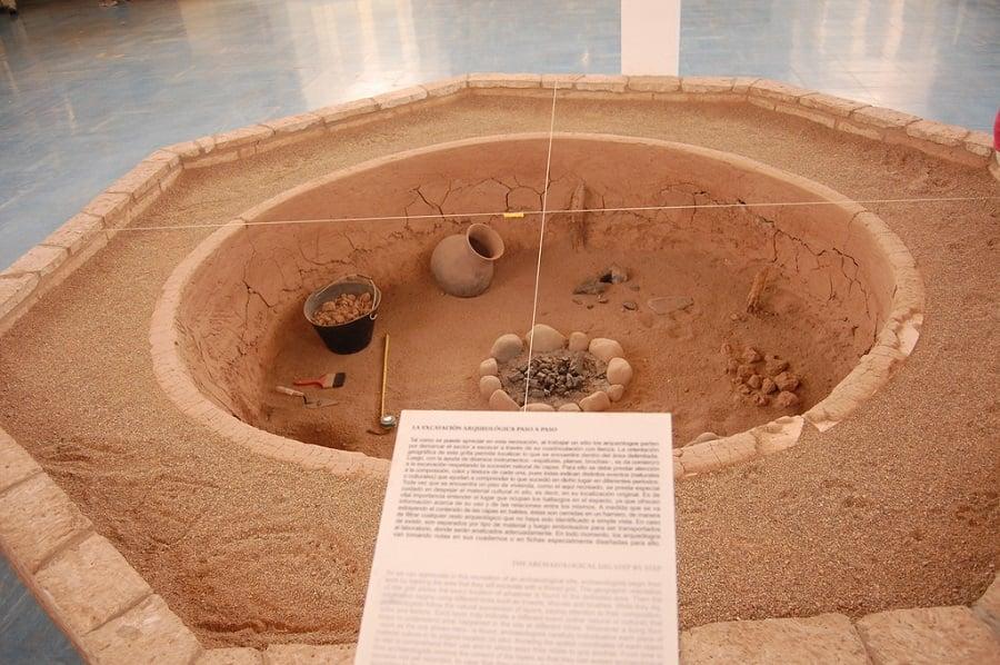 Museu Arqueológico R. P. Gustavo Le Paige em San Pedro de Atacama