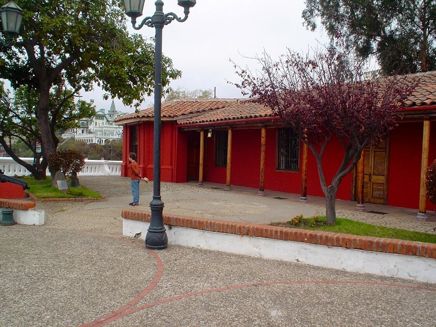 Museu do Mar Lord Thomas Cochrane em Valparaíso