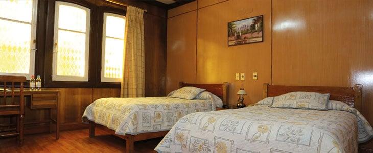 Hotel Vegas em Santiago do Chile