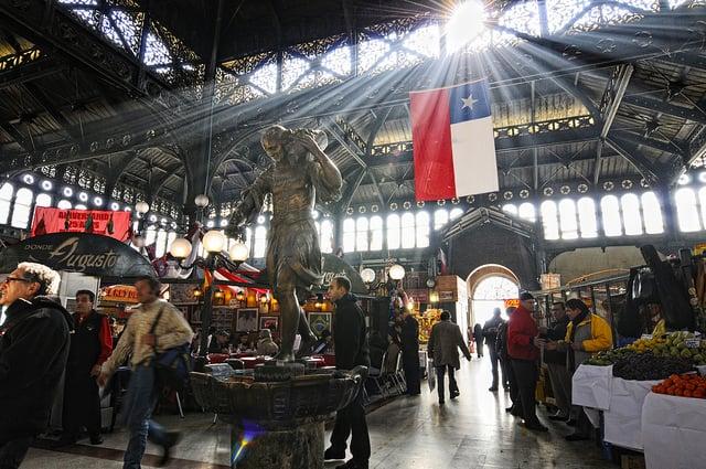 História e arquitetura do Mercado Central
