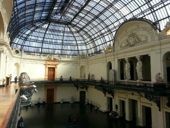 História do Museu Nacional de Belas Artes