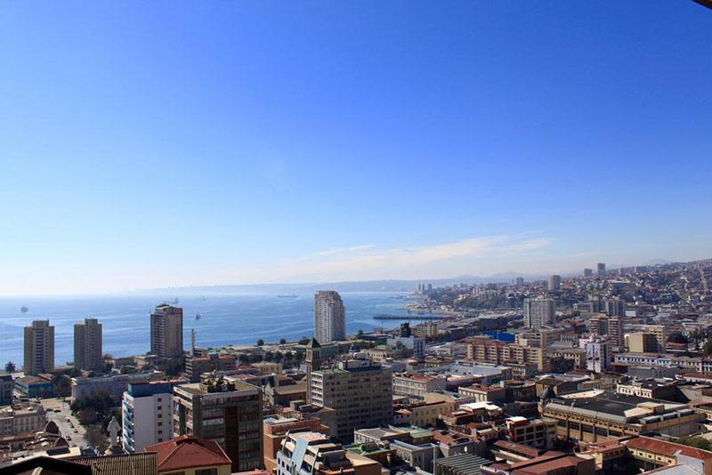 Como achar passagens aéreas muito baratas para Valparaíso