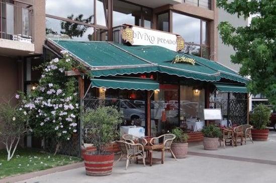 Restaurante Divino Pecado em Viña del Mar