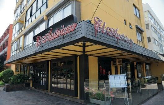 Restaurante El Austríaco em Viña del Mar