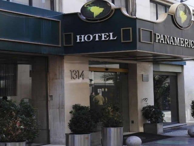 Hotéis no centro turístico de Santiago do Chile