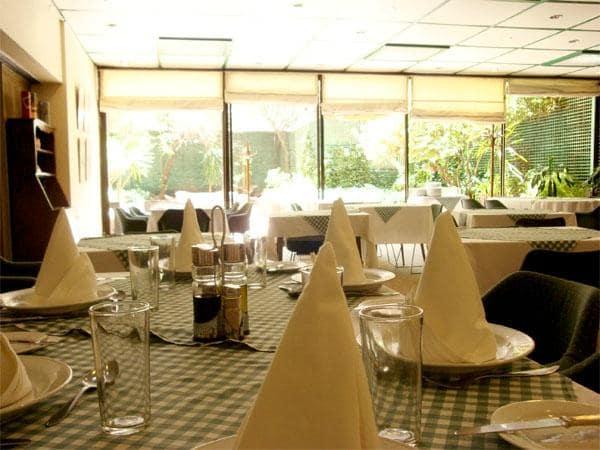 Hotel Santa Lucia no centro turístico de Santiago do Chile