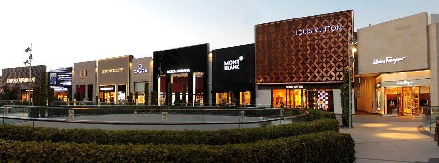 Como é o Shopping Parque Arauco
