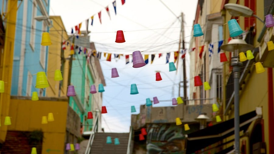Visitar o Paseo Gervasoni em Valparaíso