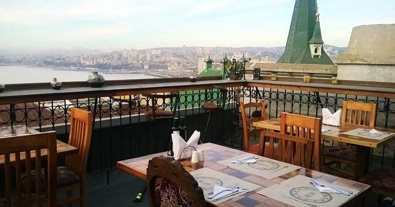 Bar The Clinic em Valparaíso