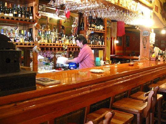 Bares em Valparaíso