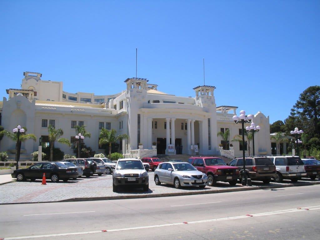 Visitar o Casino de Viña del Mar