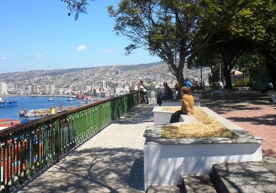Visitar o Paseo 21 de Mayo em Valparaíso