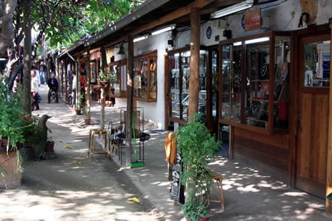 História do Pueblito Los Diminicos