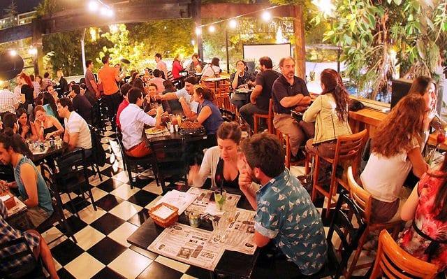Melhores bares em Viña del Mar
