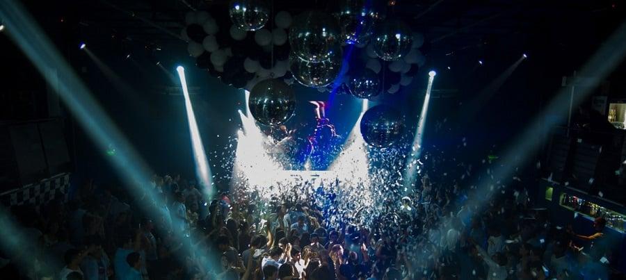 Balada Ovo Nightclub em Viña del Mar