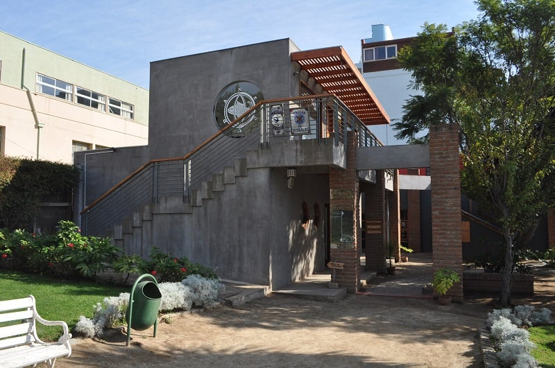 Visita ao museu Casa La Sebastiana