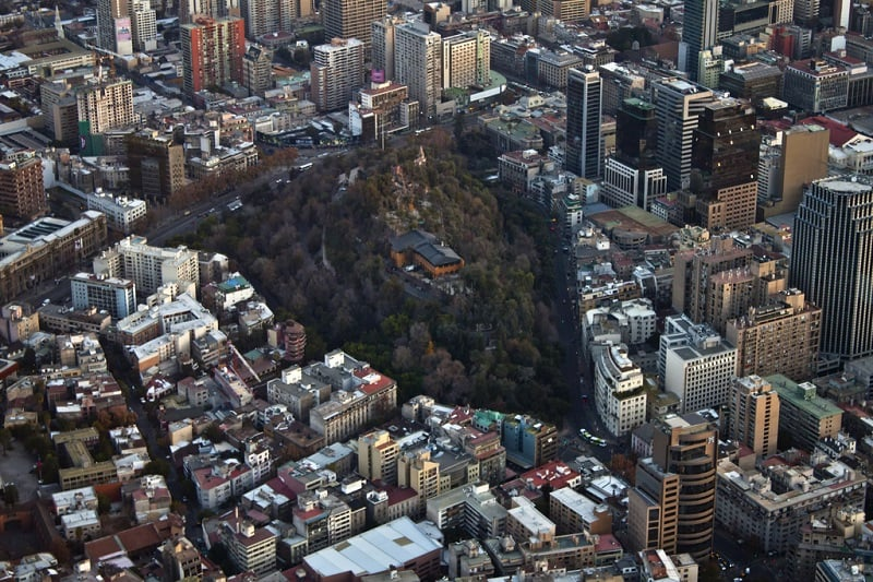 Cerro Santa Lucía
