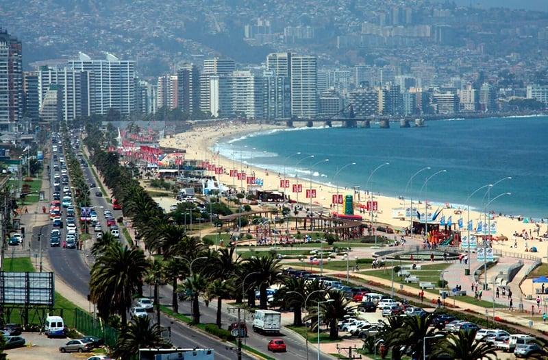 Dia 4 em Valparaíso