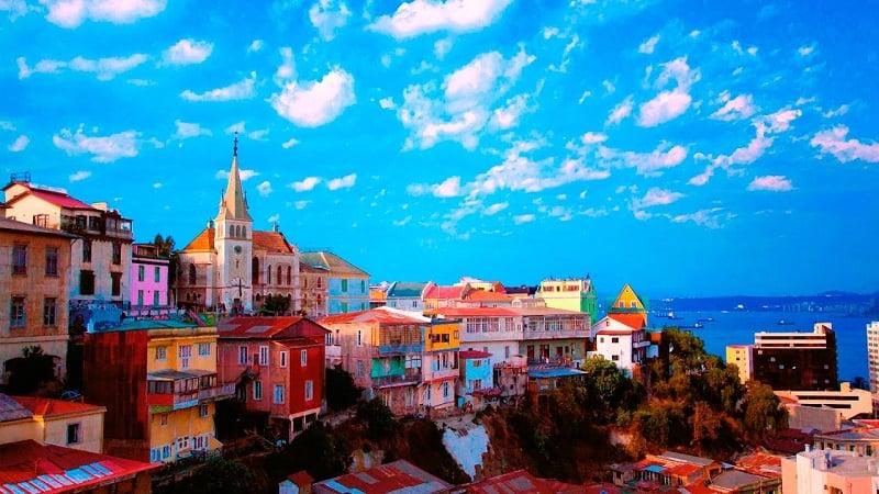 Roteiro de 1 dia em Valparaíso