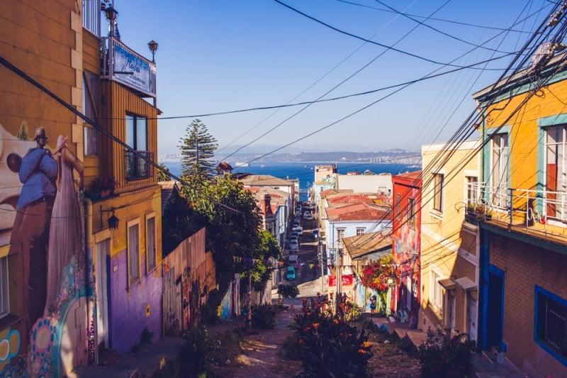 Roteiro de 3 dias em Valparaíso