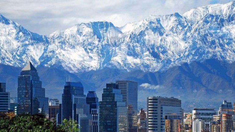Passeio pela Cordilheira dos Andes em Santiago do Chile