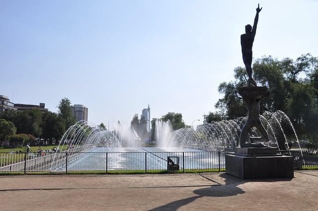 História do Parque Balcameda