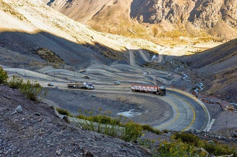 Dicas para os passeios pela Cordilheira dos Andes