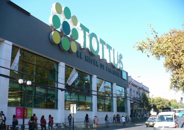 Supermercado Tottus