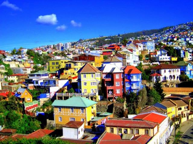 Passeios em Valparaíso