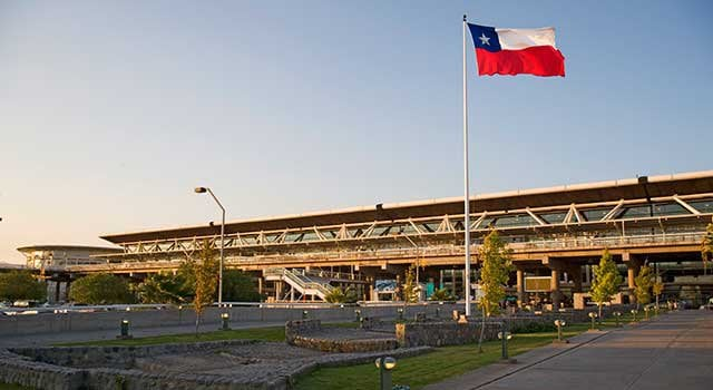 Como chegar em Santiago do Chile saindo do Brasil