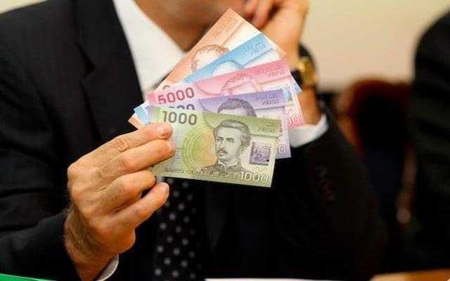 Como levar dinheiro para o Chile